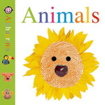 Little Alphaprints: Animals book