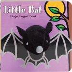 Little Bat: Finger Puppet Book book