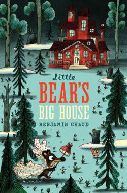 Little Bear's Big House book