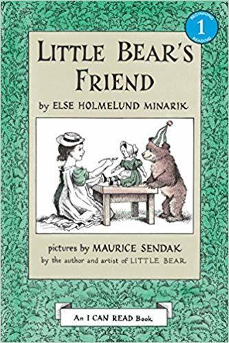 Little Bear's Friend book