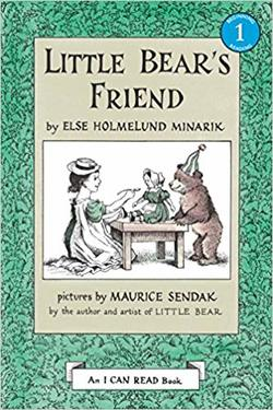 Little Bear's Friend book