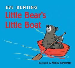 Little Bear's Little Boat (Lap Board Book) book