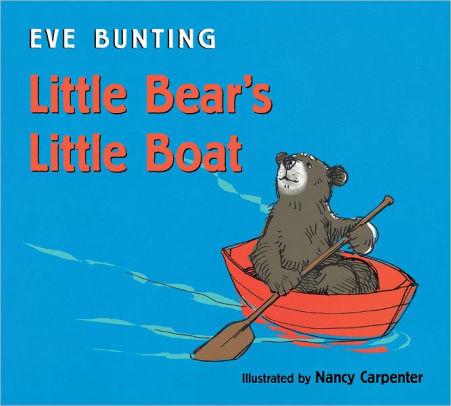 Little Bear's Little Boat book