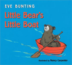 Little Bear's Little Boat book