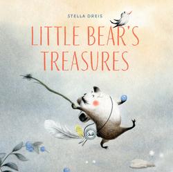 Little Bear's Treasures book