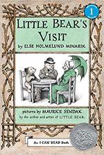 Little Bear's Visit book