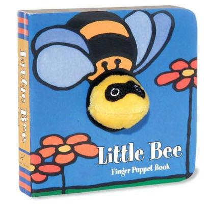 Little Bee: Finger Puppet Book book