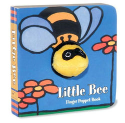Little Bee: Finger Puppet Book book