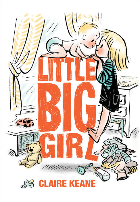 Little Big Girl book