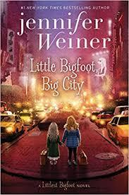 Little Bigfoot, Big City book