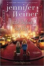 Little Bigfoot, Big City book