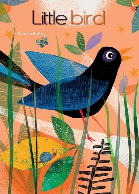 Little Bird book