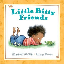 Little Bitty Friends book