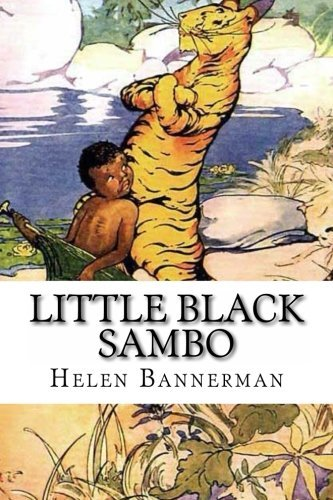 Little Black Sambo book