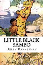 Little Black Sambo book