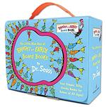 Little Blue Box of Bright and Early Board Books by Dr. Seuss book