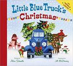 Little Blue Truck's Christmas book