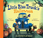 Little Blue Truck's Halloween book