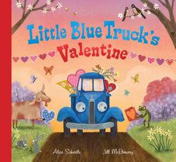Little Blue Truck's Valentine book