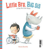 Little Bro, Big Sis book
