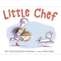 Little Chef book