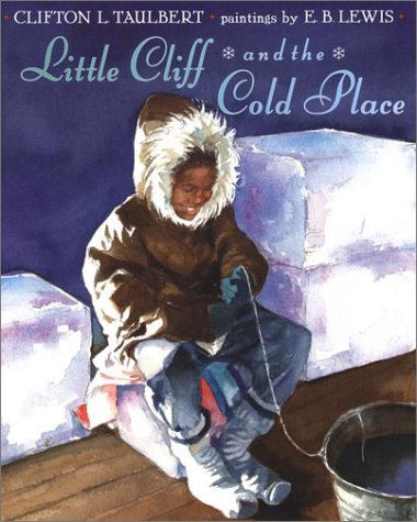 Little Cliff and the Cold Place book