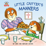 Little Critter's Manners book