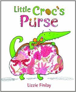 Little Croc's Purse book