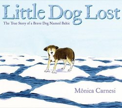 Little Dog Lost book
