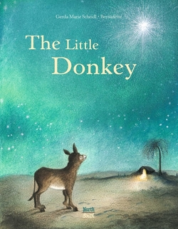 Little Donkey book