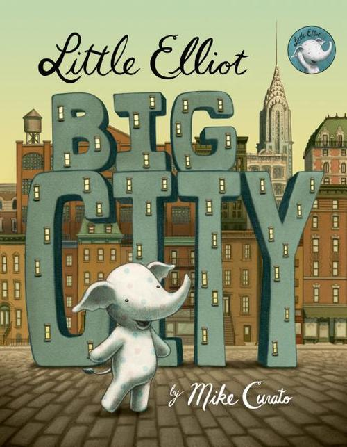 Little Elliot, Big City book