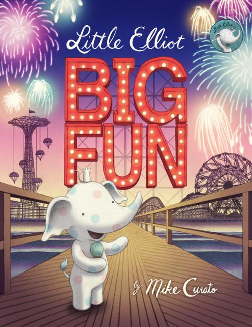Little Elliot, Big Fun book