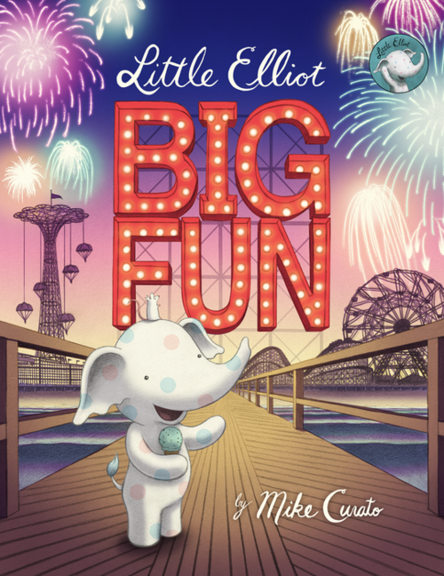 Little Elliot, Big Fun book