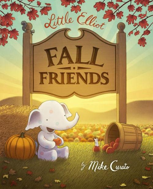 Little Elliot, Fall Friends book