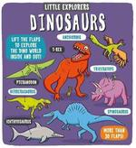 Little Explorers: Dinosaurs book