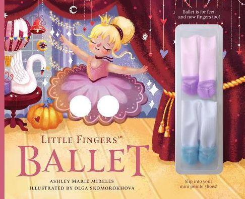 Little Fingers Ballet book