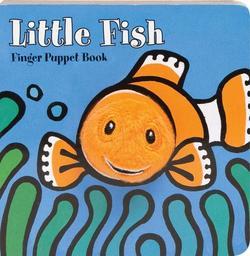 Little Fish: Finger Puppet Book book