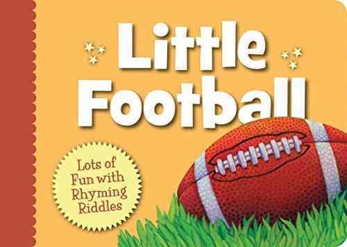 Little Football book
