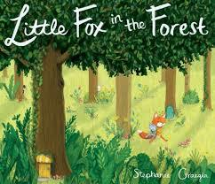 Little Fox in the Forest book