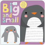 Little Friends: Big and Small book