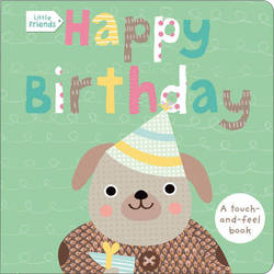 Little Friends: Happy Birthday book