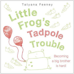 Little Frog's Tadpole Trouble book