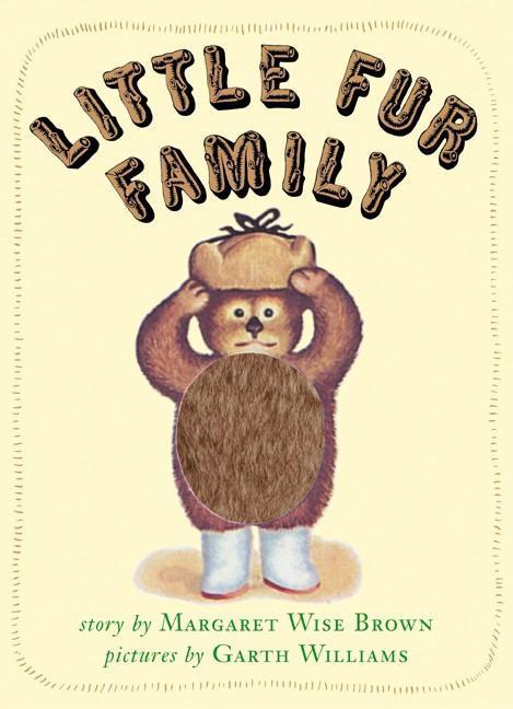 Little Fur Family Board Book book