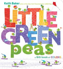 Little Green Peas Book