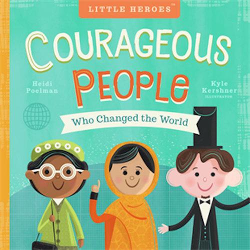 Little Heroes book