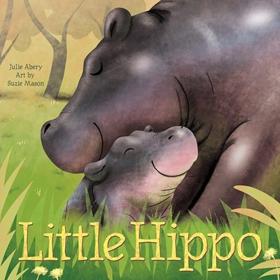 Little Hippo book