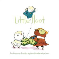 Little Hoot book