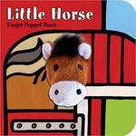 Little Horse: Finger Puppet Book book