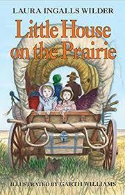 Little House on the Prairie book