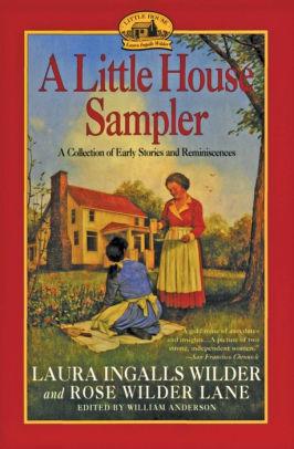Little House Sampler book